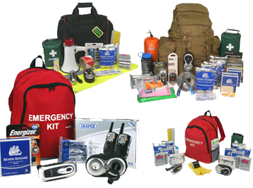 Not just MRE food but also Emergency Kits | standard and bespoke Emergency Kits | MRE food and Emergency Kits from EVAQ8 the UK's Emergency Preparedness specialist